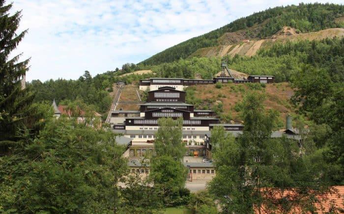 UNESCO Welterbe in Deutschland: Industriedenkmal und Besucherbergwerk Bergwerk Rammelsberg