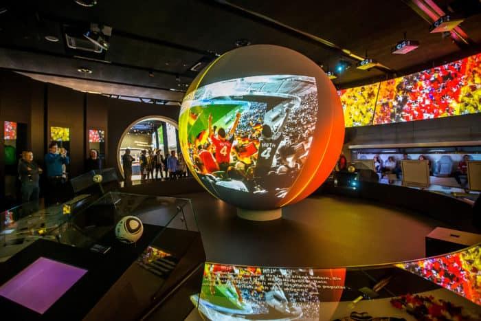 Goldene Generation Deutsches Fußballmuseum