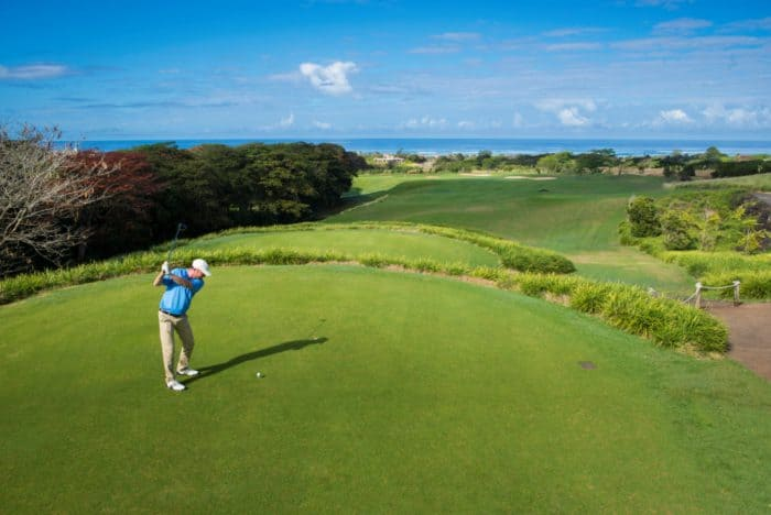 Innovationsgeist und Perfektion - Heritage Golf Club auf Mauritius