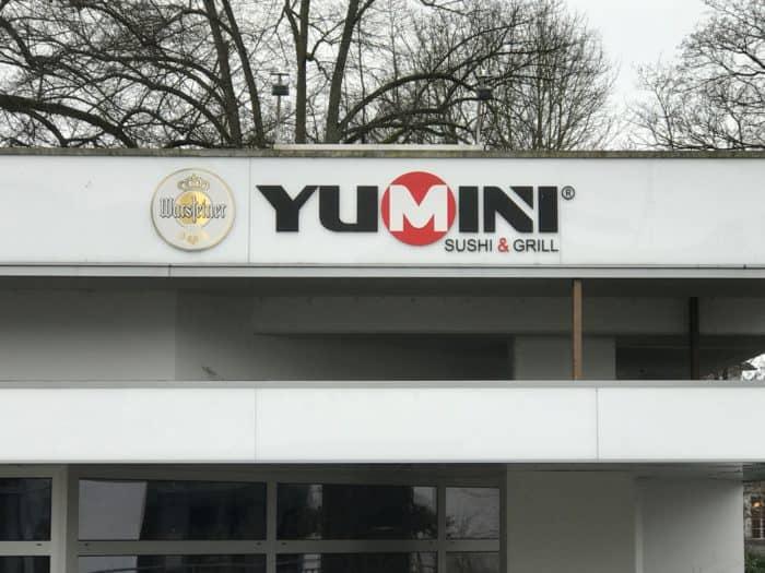 YUMINI Siegen: Japanese Sushi & Grill in der Innenstadt