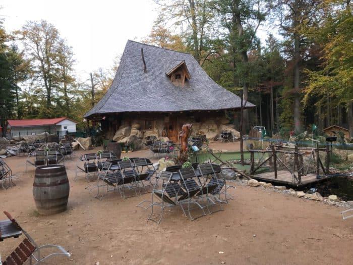 Adventuregolf - Hexengolfanlage am Tierpark Thale