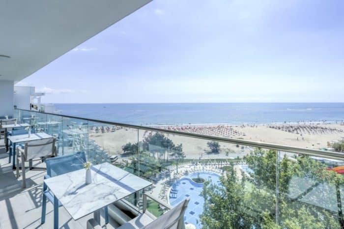 Neues Maritim Hotel an der bulgarischen Schwarzmeerküste