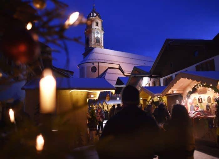 Zugspitz Region: Der perfekte Ort, um in Weihnachtsstimmung zu kommen