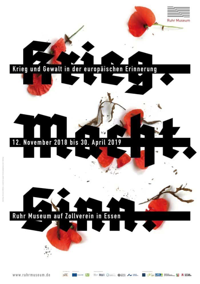 Krieg. Macht. Sinn- Krieg und Gewalt in der europäischen Erinnerung