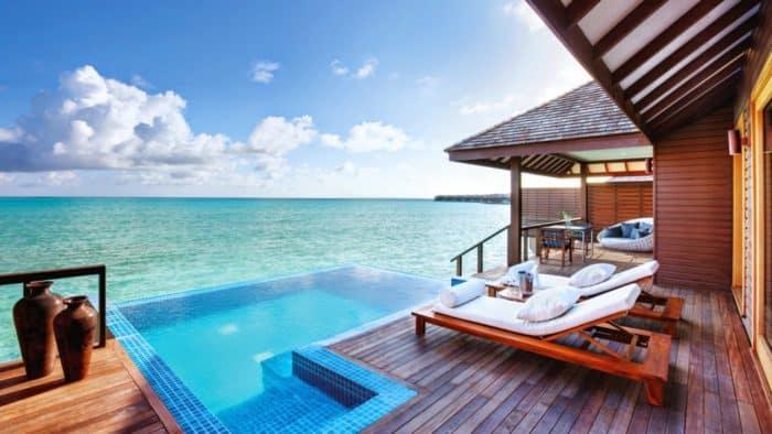 Funkelnder Award-Regen für zwei Luxus-Resorts auf den Malediven