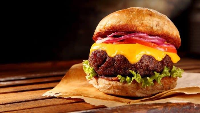 Extraklasse Burger aus Hilchenbach