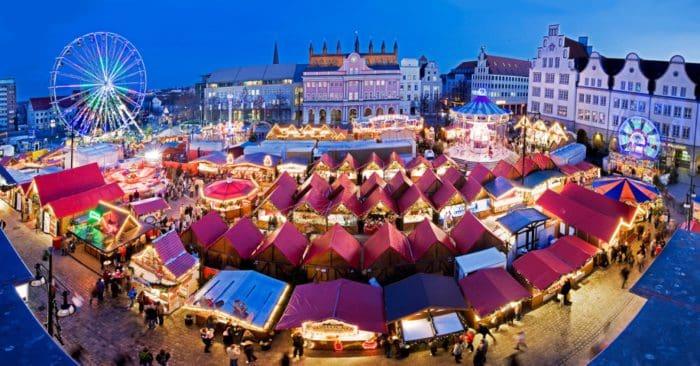 Weihnachtsmärkte in Mecklenburg-Vorpommern 2018