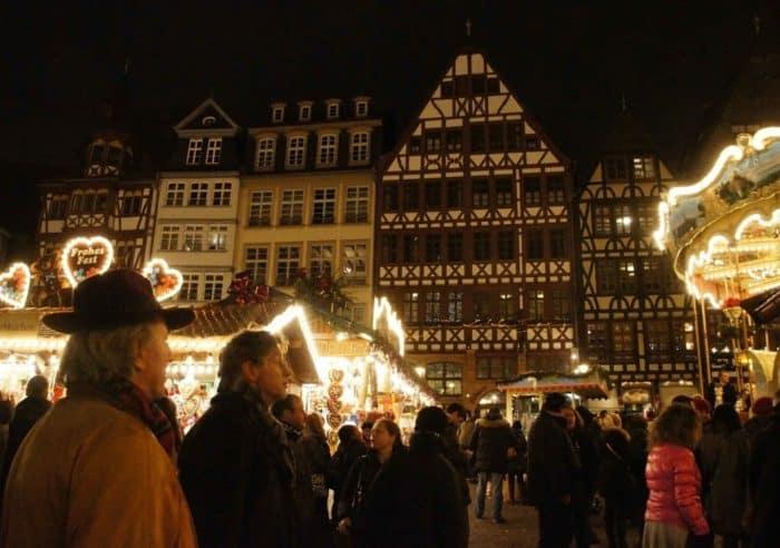 Weihnachtsmärkte und Co. - Glänzende Weihnachtszeit in Hessen