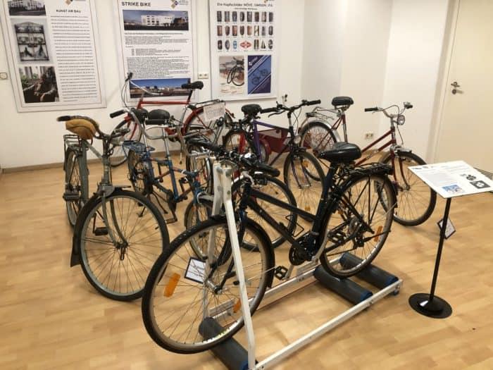 Fahrräder aus Nordhäuser Produktion