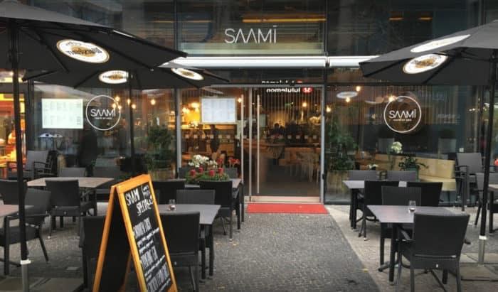 SAAMI Restaurant Berlin Thailändisch Außenansicht SAAMI