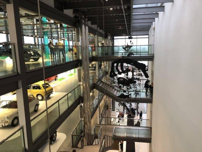 Automobilmuseum Zeithaus in der Autostadt Wolfsburg