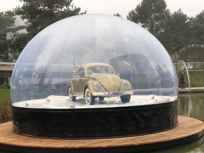 Erfolgsmodell VW Käfer