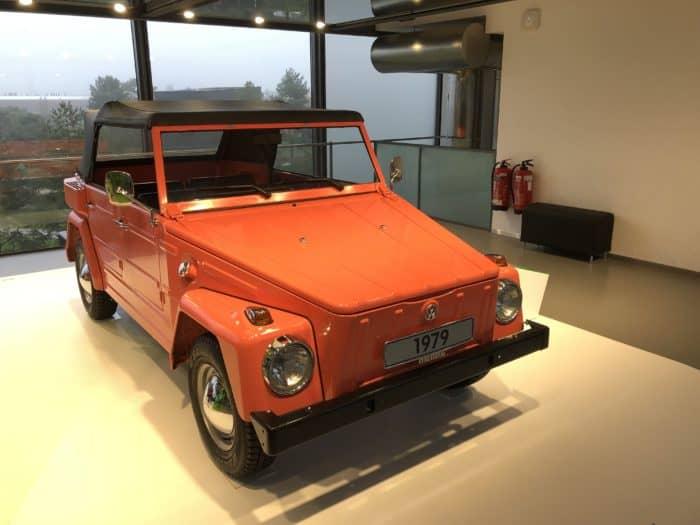 VW Geländeagen