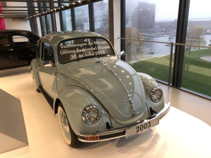 VW-Ausstellung Wolfsburg: Mexico-Käfer
