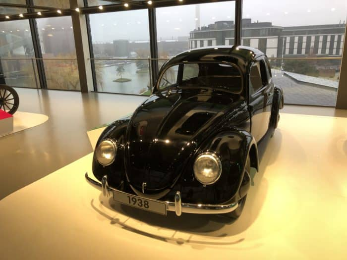 VW Brezelkäfer 1938