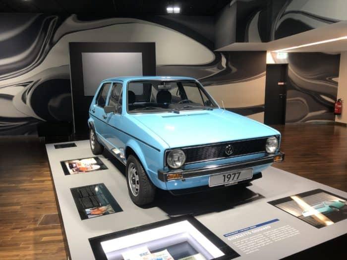 Autostadt Wolfsburg VW 1977