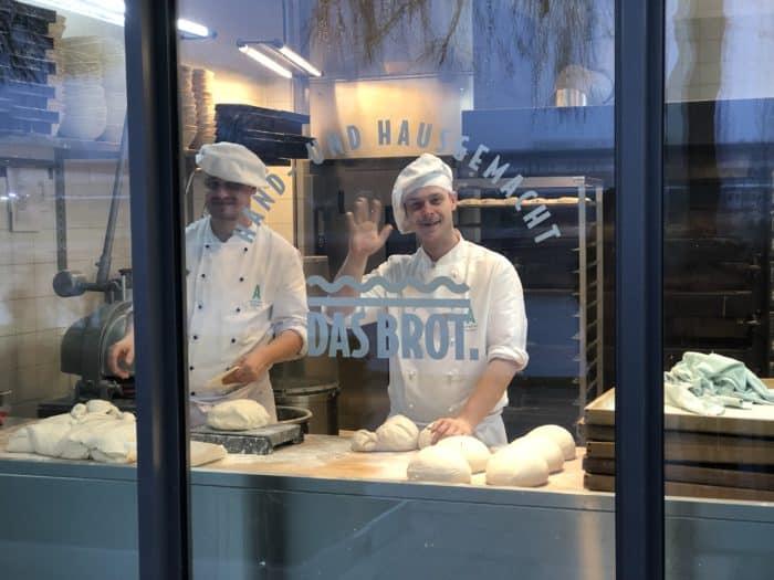 Gläsenre Brotmanufaktur Das Brot. in Wolfsburg