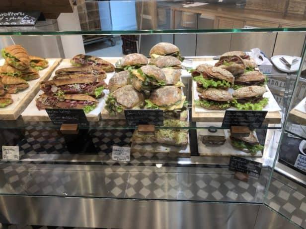 Belegte Brötchen Brotmanufaktur Das Brot. in Wolfsburg