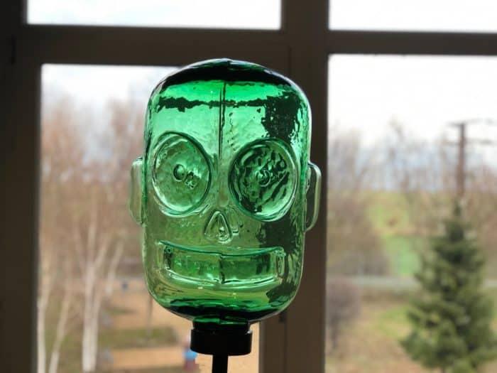 Kunstprojekt Harzkristall
