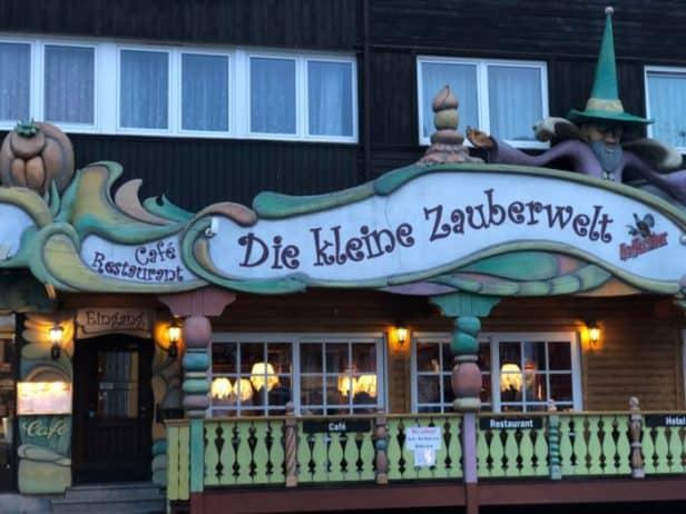 Die kleine Zauberwelt Restaurant Braunlage