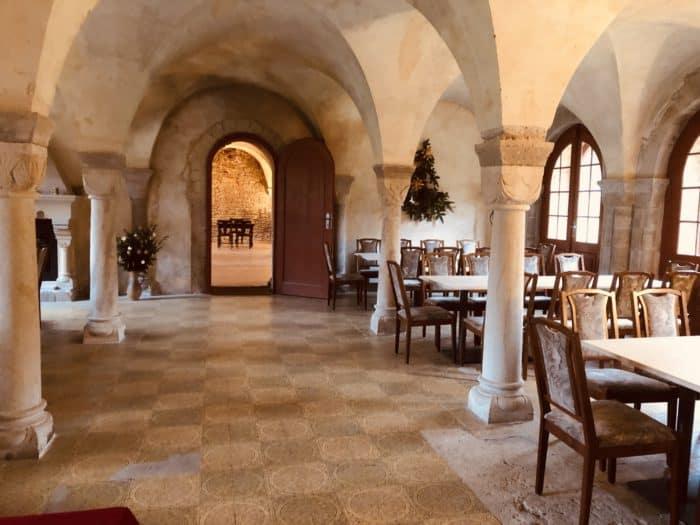 Brüdersaal Kloster Ilsenburg