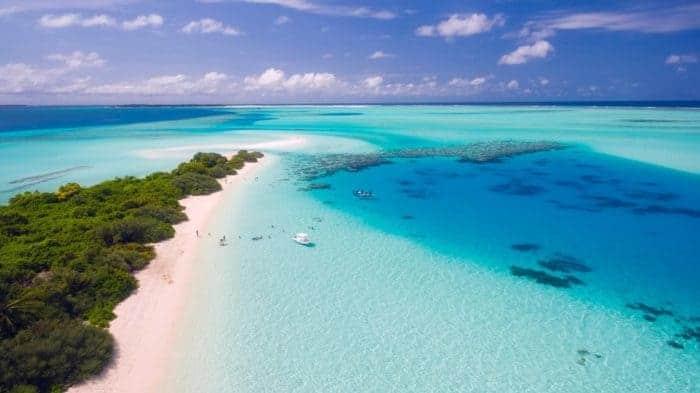 Universal Resorts Malediven - Jenseits goldener Wasserhähne