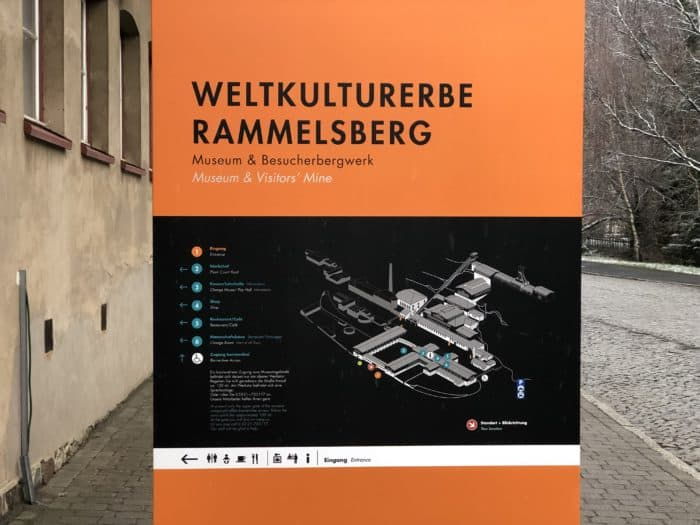 UNESCO Welterbe in Deutschland: Rammelsberg Goslar
