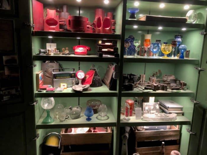 Produkte aus längst vergangener DDR-Zeit