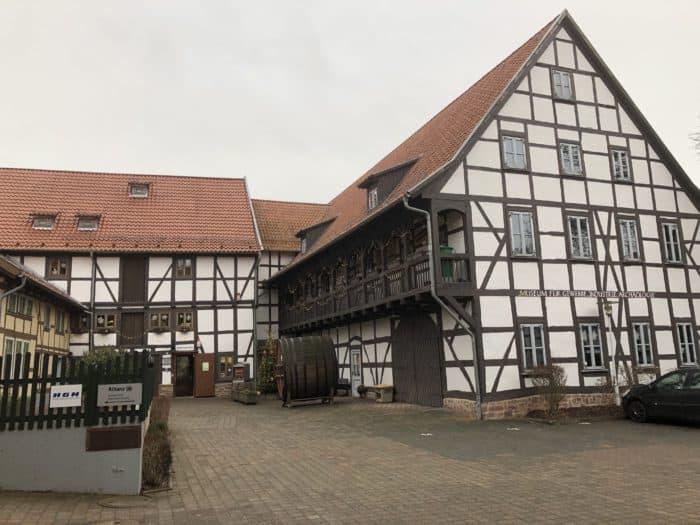 Tabakspeicher Nordhausen, Museumsgebäude