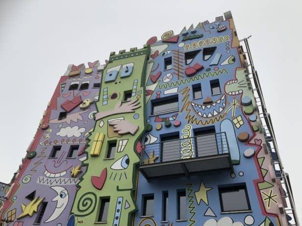Vorderseite Rizzi Haus Braunschweig