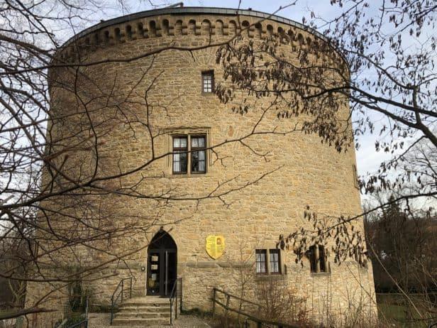 Zwinger Goslar Frontansicht