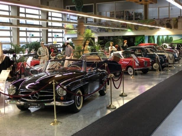 Automuseum Dortmund Exponate