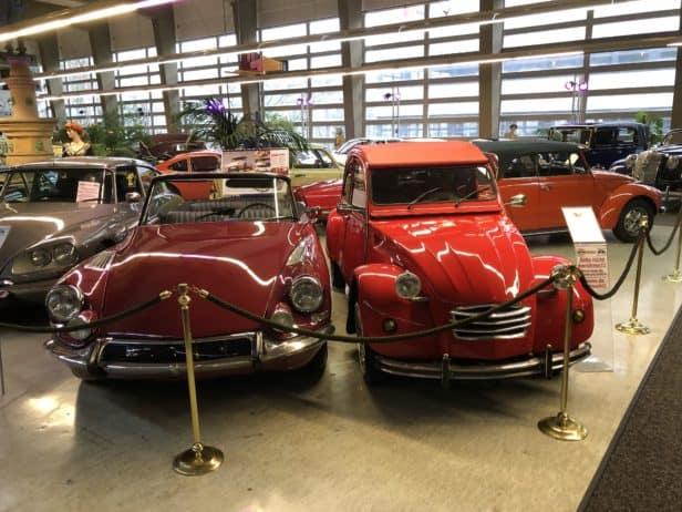 Automuseum Dortmund Ausstellungsstücke