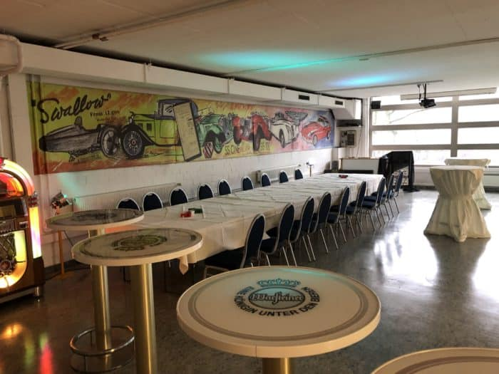Eventbereich Automobilmuseum Dortmund