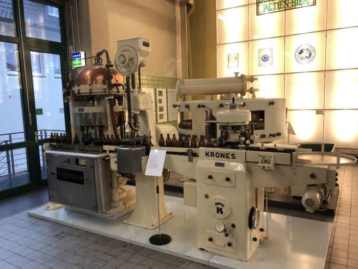 Abfüllanlage Brauereimuseum Dortmund