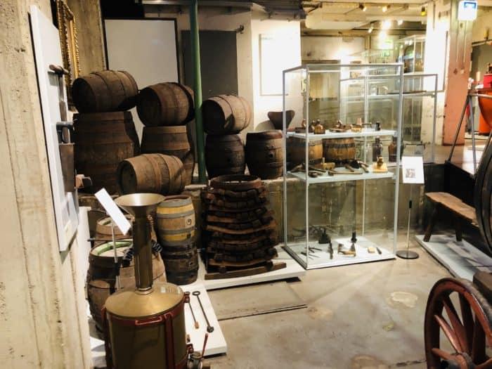 Fasslager Brauereimuseum Dortmund
