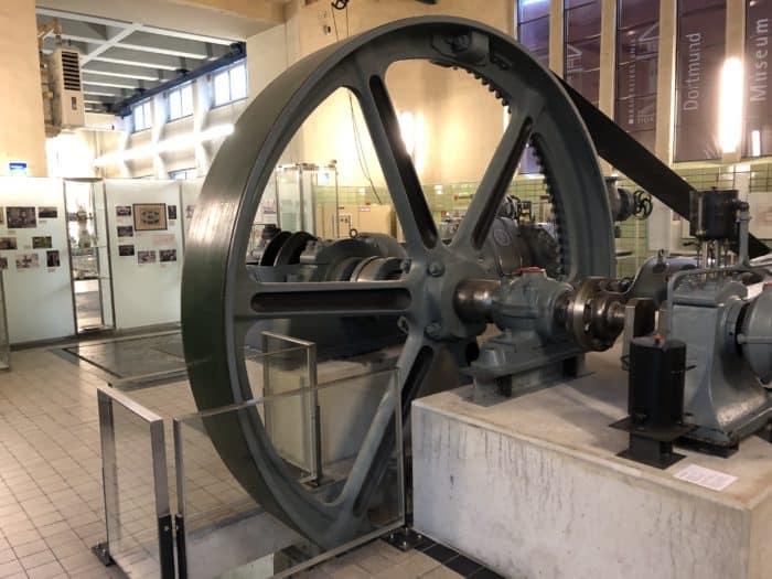 Maschinenhalle Brauereimuseum Dortmund