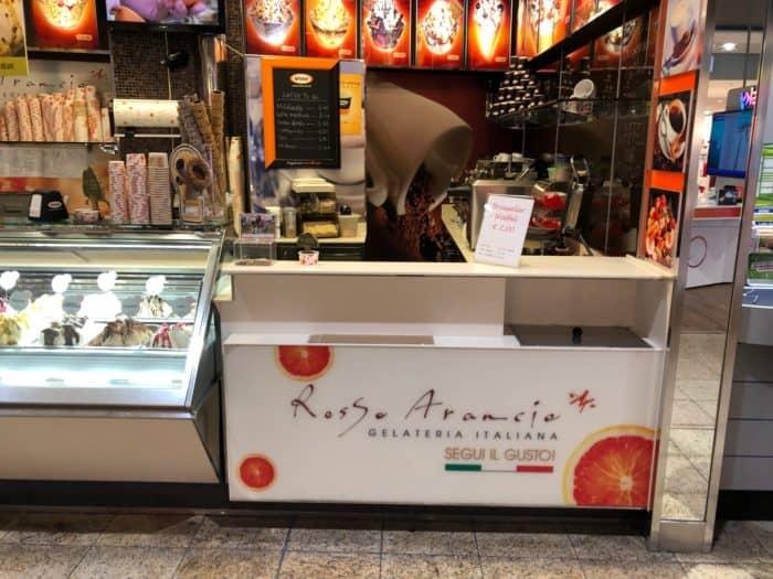 Entspannung und Erholung: Restaurants und Cafe im Einkaufszentrum Siegen
