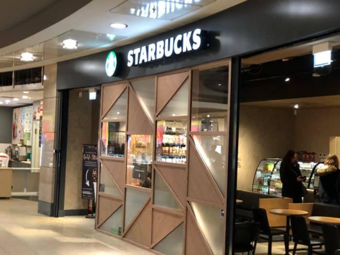 Starbucks City Galerie Siegen