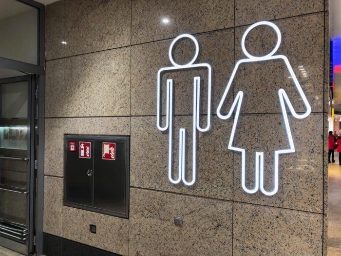 Toiletten City Galerie Siegen