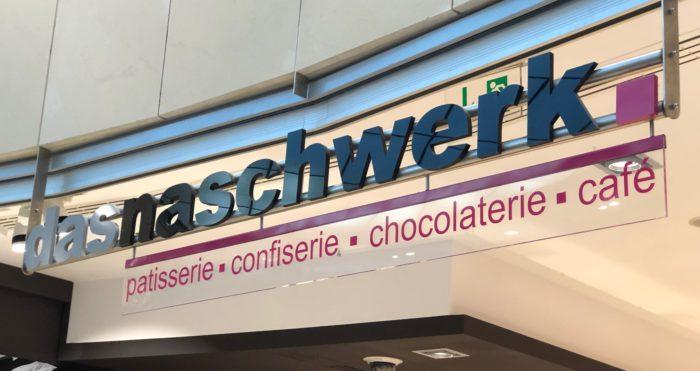 Perfektion: Das Naschwerk im Sieg-Carré in Siegens Mitte