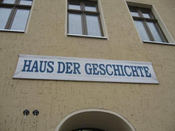 Außenansicht Haus der Geschichte