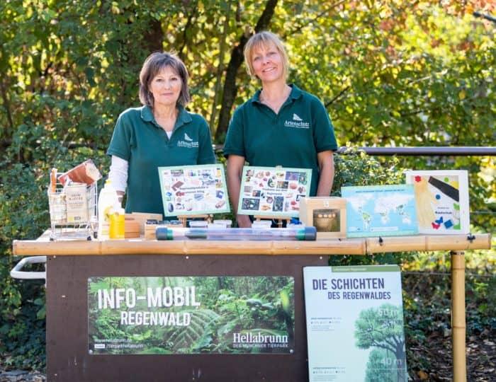 Tierpark Hellabrunn: Im Einsatz für den Artenschutz