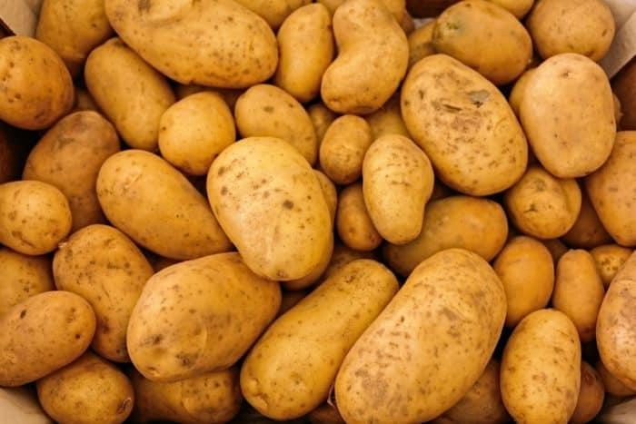 Bayerische Kartoffel