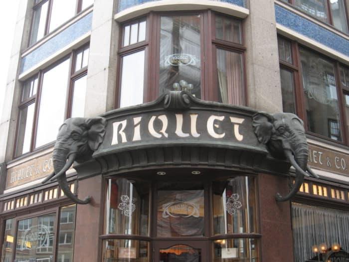 Kaffeehaus Riquet: Gastlichkeit in Leipzigs Innenstadt