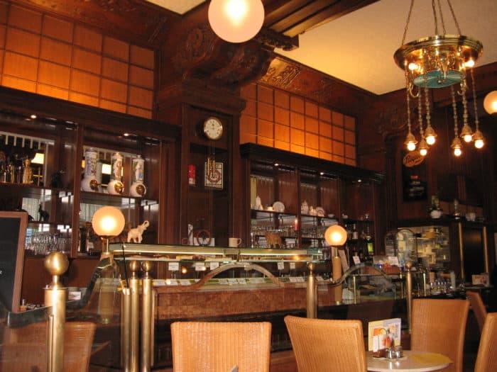 Thresen Kaffeehaus Riqut Leipzig