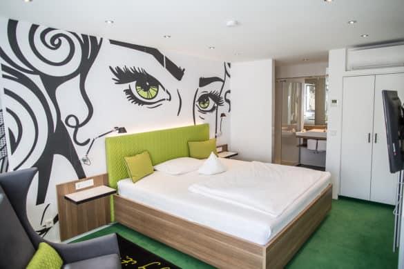 Themenzimmer Hotel am Triller
