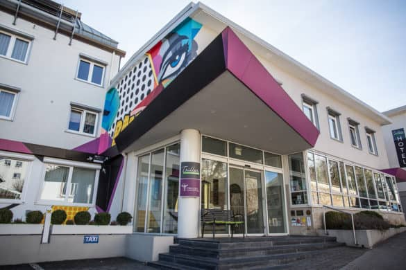 2-585x390 Hotel am Triller: der perfekte Ort für Individualisten in Saarbrücken