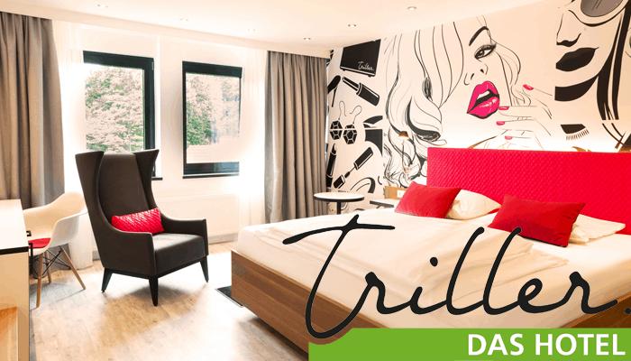 Erleben Sie das Hotel Triller in Saarbrücken