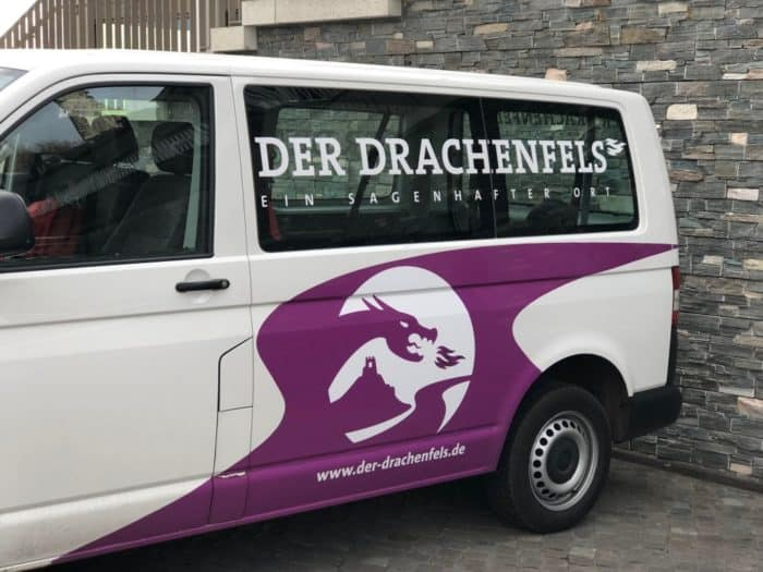 Hinweis Drachen-Restaurant